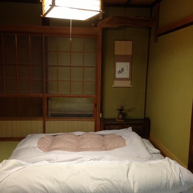 中棚荘の部屋